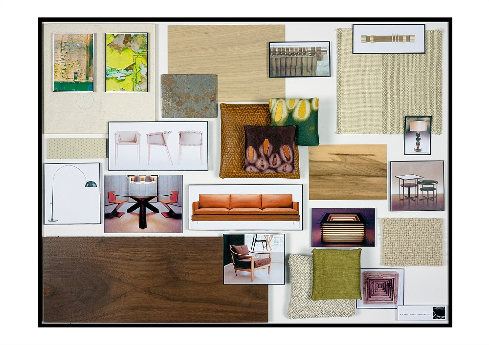 Examples Of Interior Design Mood Boards Image From Theartofbespoke