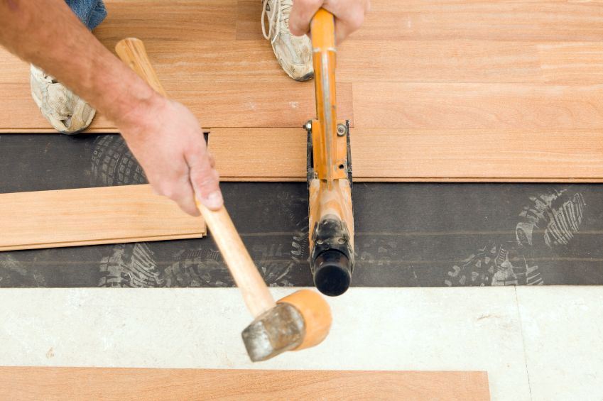 Installing solid, hardwood flooring - Wood Or Wood-Like? Which Flooring Should I Choose? Dzine Talk