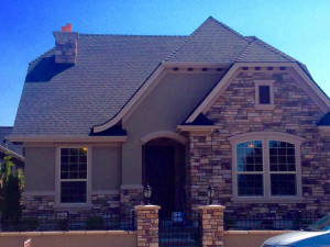 The Alexandria by Mallon Construction, Inc. Parade Home 31 in Meridian, ID.