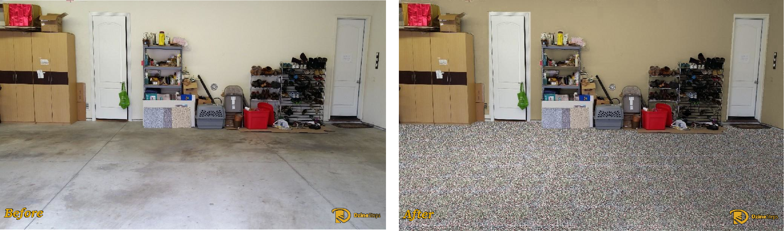 Makeover Your Garage with Epoxy Flooring