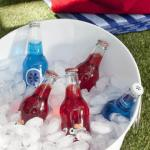 Summertime refreshments. Photo courtesy of hgtv.com.